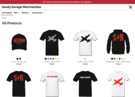 sandyravage.spreadshirt.com