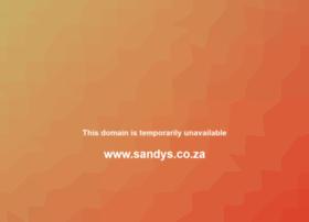 sandys.co.za