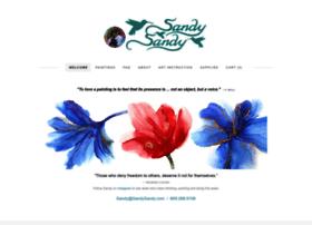 sandysandyfineart.com