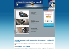 sandysprings-locksmith.com