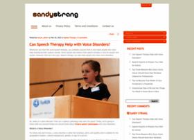 sandystrang.com