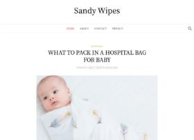 sandywipes.com