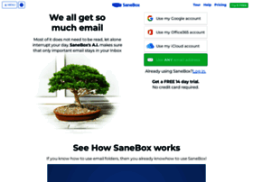 sanebox.com