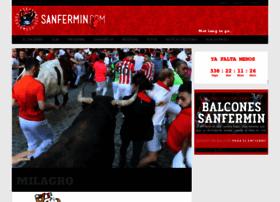 sanfermin.com