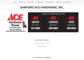 sanfordacehardware.com
