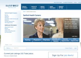 sanfordbemidji.applicantpro.com