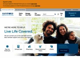 sanfordhealthplan.com