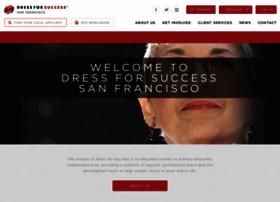 sanfrancisco.dressforsuccess.org
