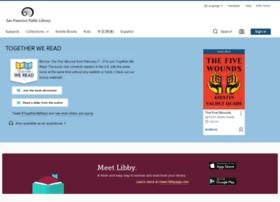 sanfrancisco.libraryreserve.com