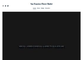 sanfranciscoflowermart.com