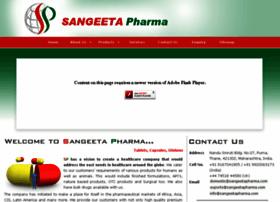 sangeetapharma.com