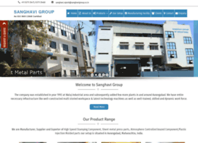 sanghavigroup.co.in
