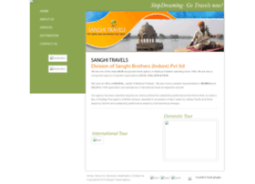 sanghitravels.co.in