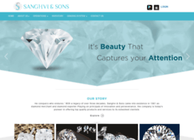 sanghvisons.com