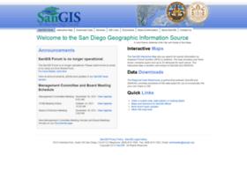 sangis.org