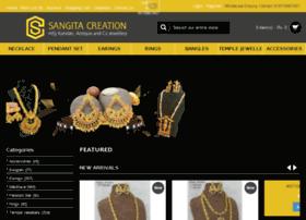 sangitacreation.com