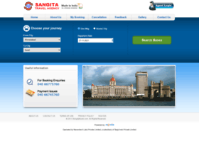 sangitatravel.com