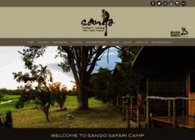 sangosafaricamp.com