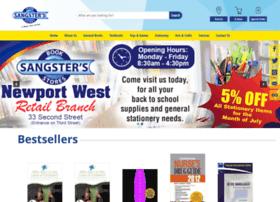 sangstersbooks.com