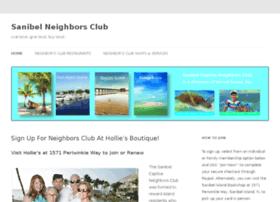 sanibelneighborsclub.com