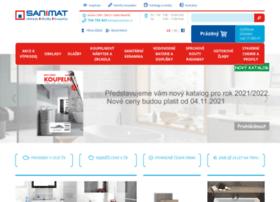 sanimat.cz