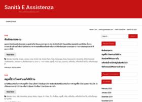 sanitaeassistenza.com
