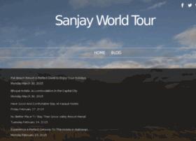 sanjayworldtour.snappages.com