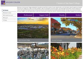 sanjuancollege.peopleadmin.com