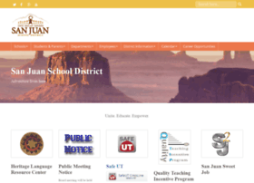 sanjuanschools.org