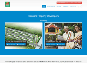 sankaradevelopers.com