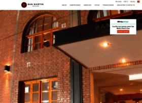 sanmartinhotelspa.com
