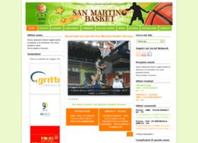 sanmartinobasket.com