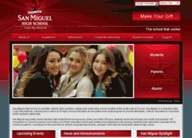 sanmiguelcristorey.enschool.org