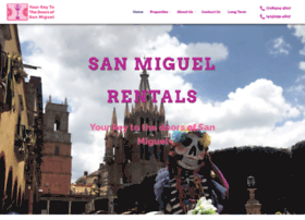 sanmiguelrentals.com