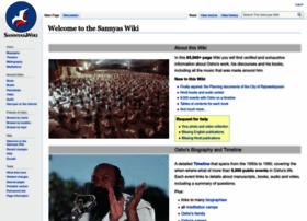 sannyas.org