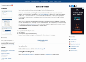 sannybuilder.com