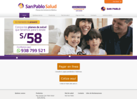 sanpablosalud.com.pe