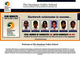 sanskaarvalley.org