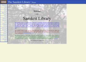 sanskritlibrary.org