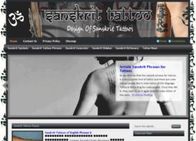 sanskrittattoo.info