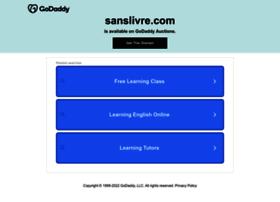sanslivre.com