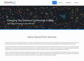 sansoftechservices.com