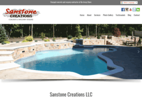 sanstonecreations.com