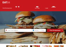 santa-clara.eat24hours.com