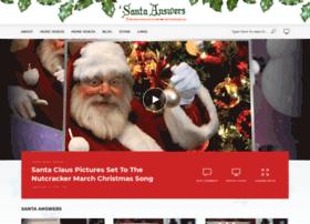 santaanswers.com