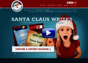 santaclauswrites.com