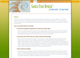 santacruzdental.net