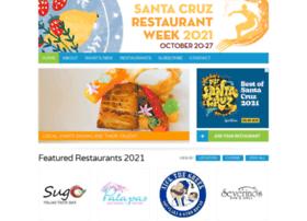 santacruzrestaurantweek.com