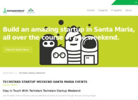 santamaria.startupweekend.org