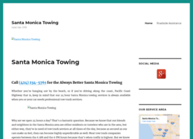 santamonica-towing.info